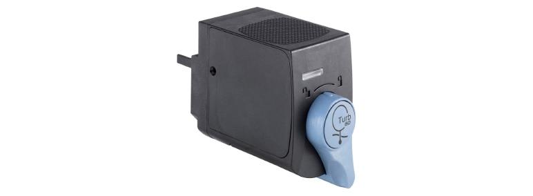 Sensor-Cube zur Messung der Trübung